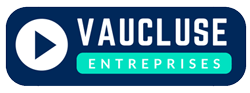 Vaucluse Entreprises Logo