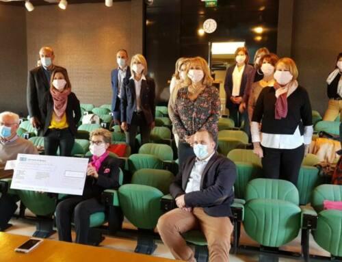 La belle action de l'association Entreprise au Féminin en faveur de l'Institut du Cancer Sainte-Catherine à Avignon