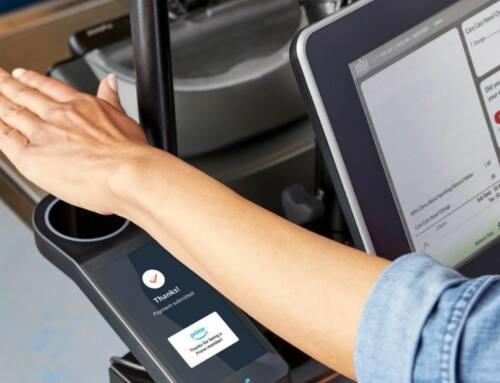 La paume de la main, nouveau mode de paiement testé par Amazon