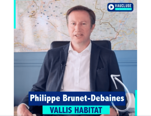 Caméra embarquée pour découvrir VAlliS Habitat, le premier bailleur du Vaucluse